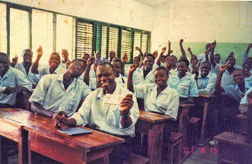 モザンビーク学校