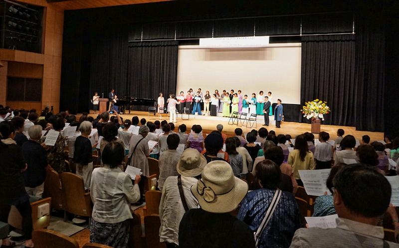 世界平和女性連合(WFWP)音楽の祭典