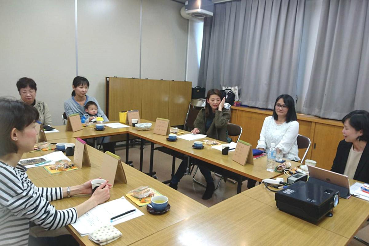 世界平和女性連合(WFWP)大阪