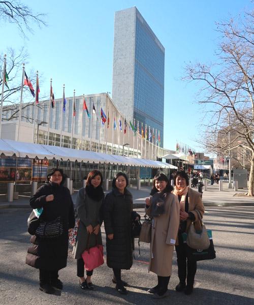 世界平和女性連合(WFWP)CSW