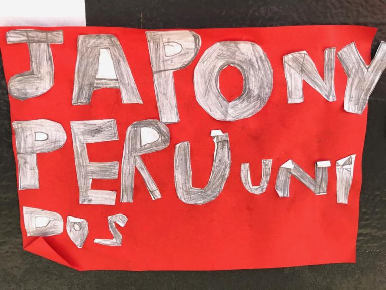 世界平和女性連合(WFWP)ペルー