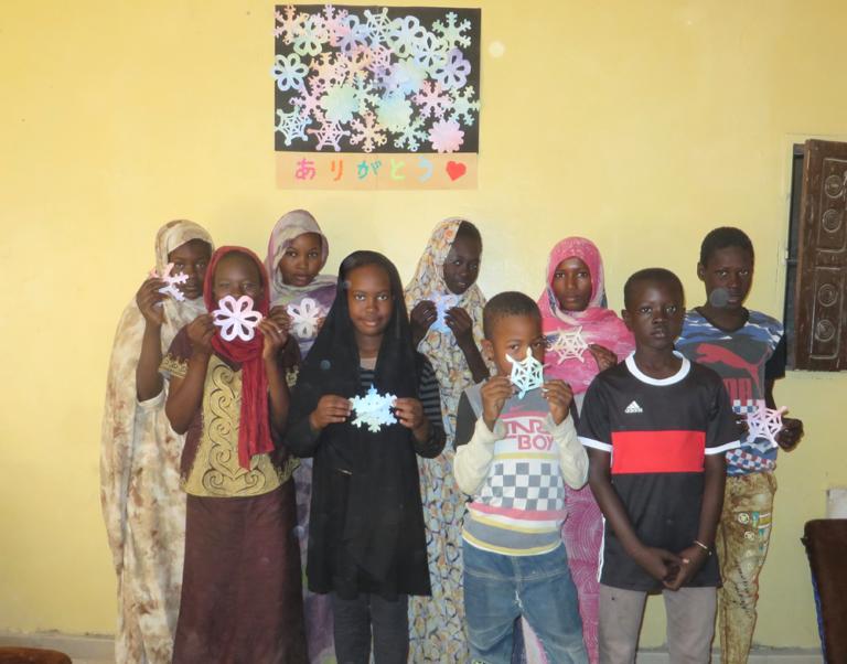 世界平和女性連合(WFWP)モーリタニア