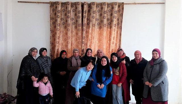 WFWP世界平和女性連合ヨルダン