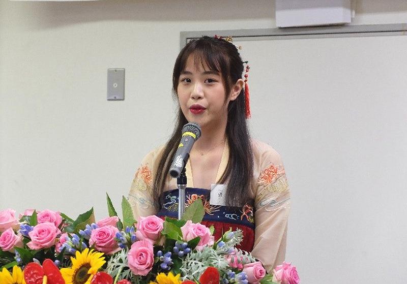 WFWP女子留学生日本語弁論大会2020岡山県大会