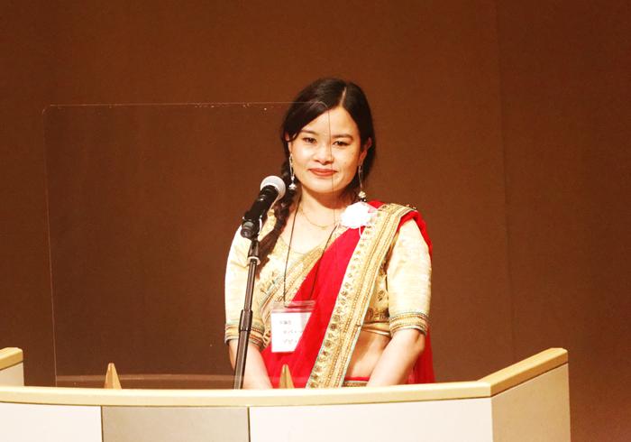 世界平和女性連合WFWP弁論大会三重県大会