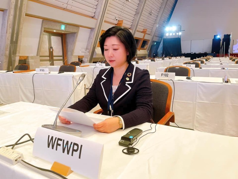 世界平和女性連合WFWP京都コングレス③