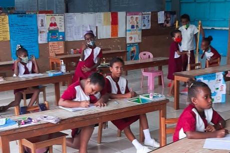 世界平和女性連合WFWPソロモン諸島活動報告