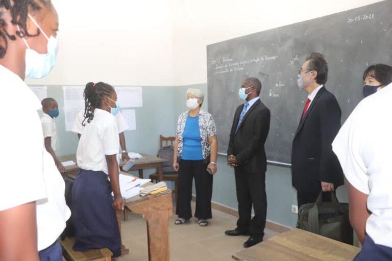 世界平和女性連合WFWPモザンビークでの活動