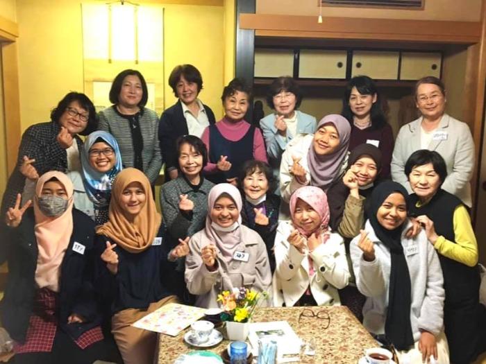 世界平和女性連合WFWP留学生交流会