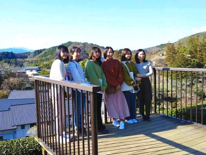 伊豆の国市を留学生と共に観光2