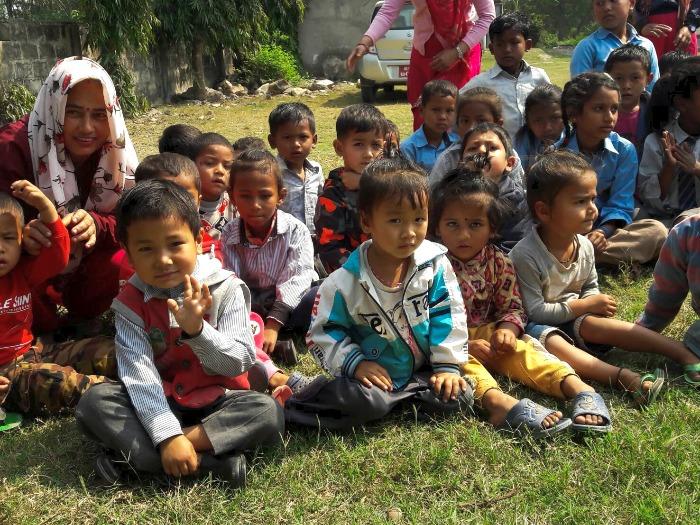 WFWPネパール物資支援⑤