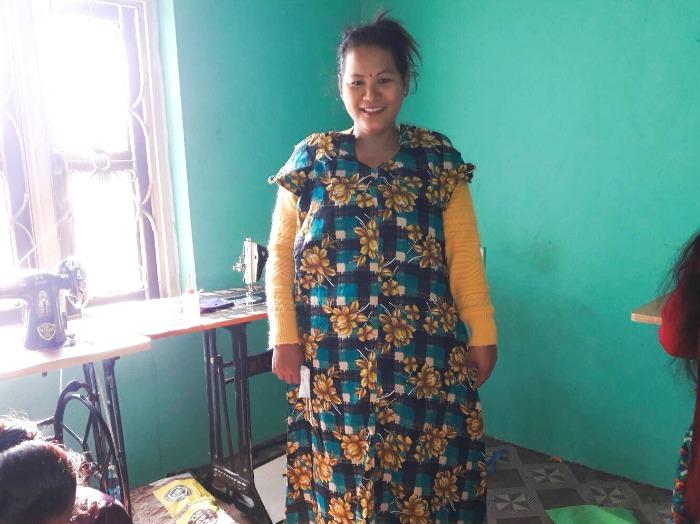 WFWPネパール職業訓練校②
