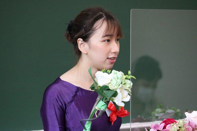世界平和女性連合(WFWP)留学生弁論栃木県大会