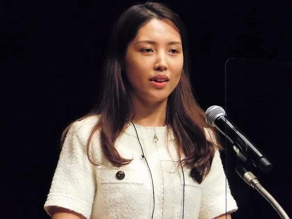 世界平和女性連合(WFWP)留学生弁論大会三重県大会