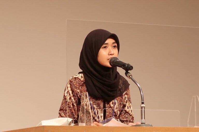 WFWP女子留学生日本語弁論大会滋賀県大会