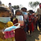 WFWPネパール物資支援②