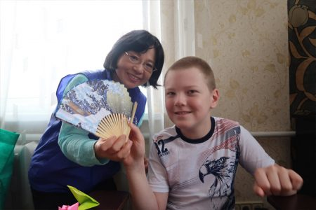 WFWP-医療支援ウクライナ
